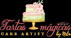 Logo Tartas Mágicas by Nela